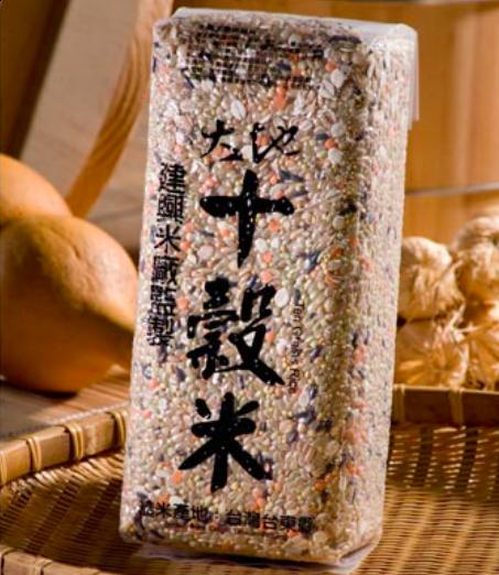 池上十穀米1.5公斤(3包)